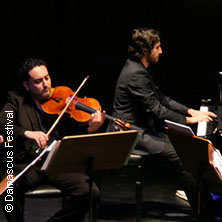 Damascus Festival Chamber Players - Arab Contemporary Music