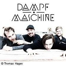 Dampfmaschine: Immer Dampf Tour in HAMBURG * Molotow