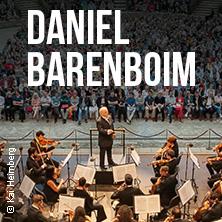 Klassische Konzerte: Daniel Barenboim - Das Waldbühnenkonzert 2017 Karten