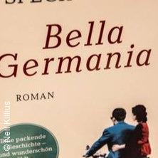 Lesung mit Daniel Speck: Aus dem Bestseller Bella Germania in DORTMUND * literaturhaus.dortmund,