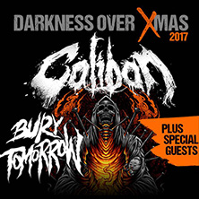 Darkness Over X-Mas Tour 2017 in KARLSRUHE * SUBSTAGE Karlsruhe