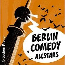 Das Beste der Berliner Comedy Szene in Berlin, 23.05.2018 - Tickets -