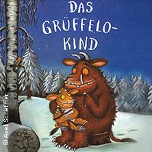 Theater: Das Grüffelokind - Das Figurentheater Nach Axel Scheffler Und Julia Donaldson Karten
