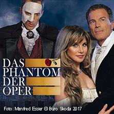 Das Phantom der Oper mit Weltstar Deborah Sasson und Axel Olzinger