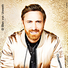 David Guetta: German Arena Tour 2018 in MÜNCHEN * Olympiahalle München,