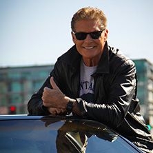 David Hasselhoff - 30 Years Looking For Freedom in LUDWIGSBURG * MHP Arena,