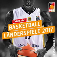 Basketball Länderspiel Herren + Supercup Tickets