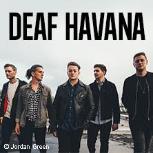 Deaf Havana Karten für ihre Events 2017