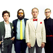 Deer Tick - An Evening with Deer Tick: Twice Is Nice Tour in HAMBURG * Nochtspeicher,