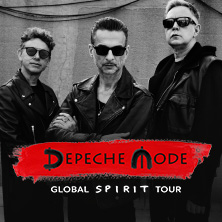depeche mode global spirit tour 2017 2018 in hamburg tickets karten tour. Black Bedroom Furniture Sets. Home Design Ideas