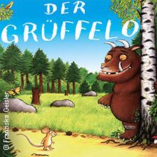 Der Grüffelo / LIVE - für Kinder ab 2 Jahren in Rostock, 22.11.2017 - Tickets -