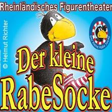 Karten für Der kleine Rabe Socke - Rheinländisches Figurentheater in Koserow