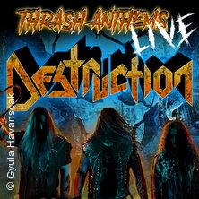 Destruction - Thrash Anthems Live in MANNHEIM * 7er Club,