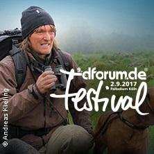 Dforum Festival 2017 Mit Andreas Kieling Tickets