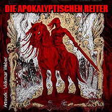 Die Apokalyptischen Reiter: Ein Reiter steigt vom Himmel Tour 2017