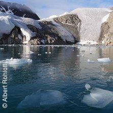 Karten für Die Arktis - zwischen Eisbergen und Eisbären: Eine Multivisions-Show von Albert Rohlof in Halle / Saale