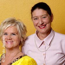 die Becker & Frau Sierp in DUISBURG * Kulturspielhaus Rumeln,