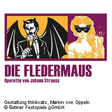 Festspiele: Die Fledermaus - Neue Eutiner Festspiele 2017 Karten