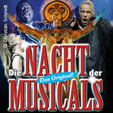 Die Nacht der Musicals - Tour 2018 in DUISBURG * Theater am Marientor