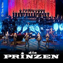 Die Prinzen mit Sinfonieorchester - Orchester der Musikalischen Komödie der Oper Leipzig