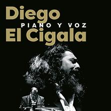 Diego El Cigala - Piano Y Voz Tickets