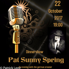 Dinnershow - With Pat Sunny Spring Tickets