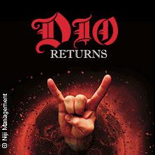 Dio Returns - The World Tour