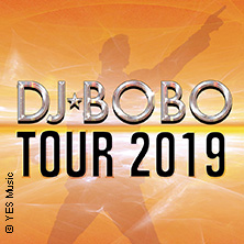 DJ BoBo in Schwerin, 11.05.2019 - Tickets -