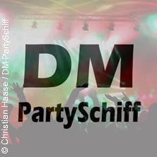 Karten für Silvester in Berlin - Depeche Mode & 80er - Das Event auf dem DM-PartySchiff in Berlin