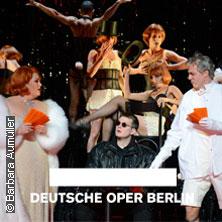 Karten für Die Liebe zu den drei Orangen - Deutsche Oper Berlin in Berlin
