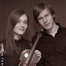 Duo Klavio - Abigail Mcdonagh Und Jorma Marggraf - Benefizkonzert Tickets