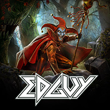 Edguy: Monuments Tour 2017 in HAMBURG * Markthalle Hamburg