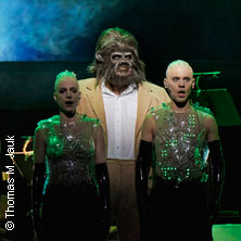 Einstein on the Beach - Theater Dortmund in DORTMUND * Opernhaus Dortmund,