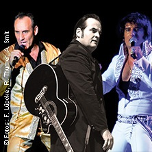 Elvis Meets Cash - Shaky Everett, Dr. Kingsize, Gordon Davis Tickets