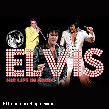 Oliver Steinhoff: Elvis - His Life In Music Tickets