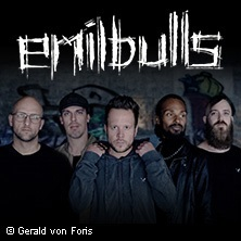Emil Bulls: Kill Your Demons Tour 2017 in DRESDEN * Alter Schlachthof