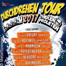 Enorm & Thekenproleten + Schlächter Tickets