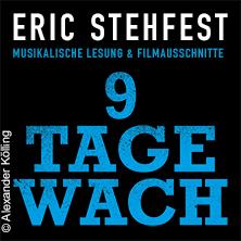 Eric Stehfest in DRESDEN * Erlwein Capitol,