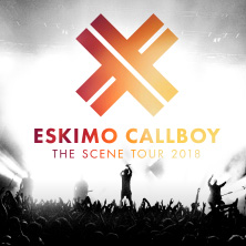 Eskimo Callboy & Support: To The Rats & Wolves + Novelists in Kiel, 10.03.2018 - Tickets -