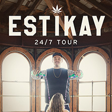 Estikay: 24/7 - Tour 2018 in BREMEN * Tower Musikclub
