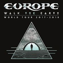 Europe: Walk The Earth World Tour 2017 in MÜNCHEN * Backstage Werk
