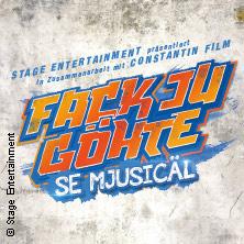 FACK JU GÖHTE - Se Mjusicäl in München in MÜNCHEN * WERK7 - Theater im Werksviertel,