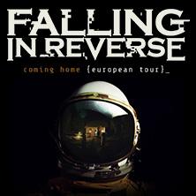 Falling In Reverse + Guests: The Word Alive + Dead Girls Academy in Berlin, 18.01.2018 - Tickets -