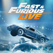 Fast & Furious Live in BERLIN * Mercedes-Benz Arena,