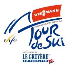FIS Tour de Ski 2019 in OBERSTDORF * Audi-Arena Oberstdorf,