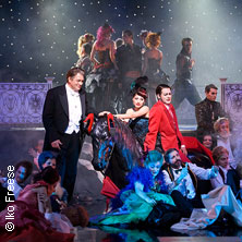 Die Fledermaus - Theater und Philharmonie Essen in ESSEN * Aalto-Theater,
