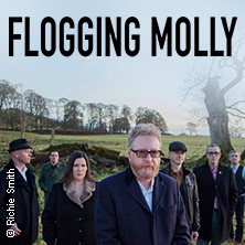 Hard & Heavy: Flogging Molly Karten