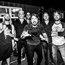 Konzerte: Foo Fighters: Concrete And Gold - World Tour Karten