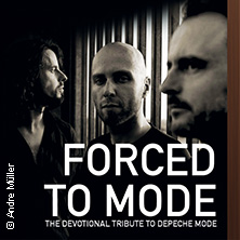 Forced To Mode - A Tribute To Depeche Mode in LÖSSNITZ / OT AFFALTER * Gasthof 'ZUR LINDE',