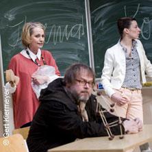 Frau Müller Muss Weg - Theater, Oper Und Orchester Halle Tickets